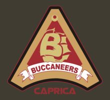 Caprican Buccaneers by superiorgraphix