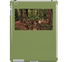 Eevee in the Forest iPad Case/Skin