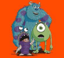 Monsters, Inc. Kids Tee