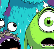 Monsters, Inc. Sticker