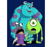 Monsters, Inc. Photographic Print