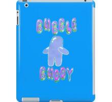 Bubble Buddy  iPad Case/Skin