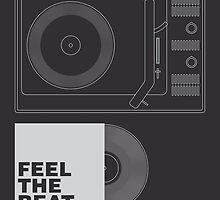 FEEL THE BEAT by Gershom Charig