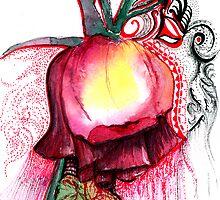 Festive Rose by umasharda