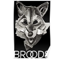 broods W Poster