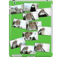 Machete Nun Stack 1 iPad Case/Skin