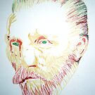 Vincent van Gogh by George Hunter