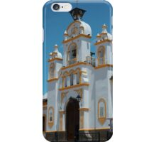 Facade of Quiroga Church iPhone Case/Skin