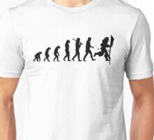 Evolution of Leeroy Unisex T-Shirt