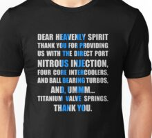 The Fast And The Furious Jesse Grace V1 Unisex T-Shirt