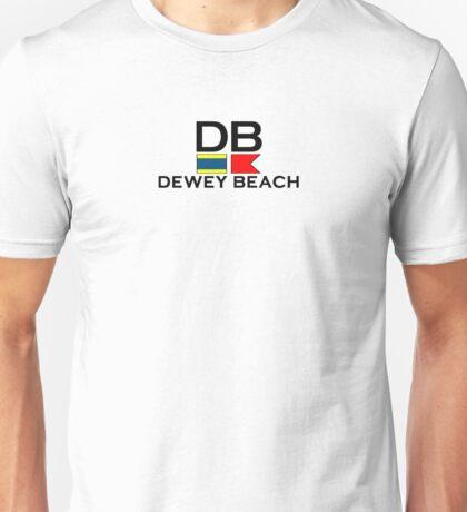 Dewey Beach - Delaware. Unisex T-Shirt