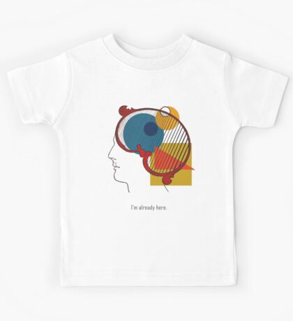 A Quick Thought. Kids Tee