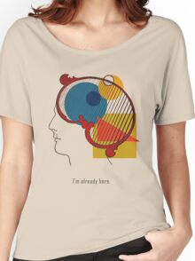 A Quick Thought. Women's Relaxed Fit T-Shirt