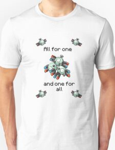 Magneton #82 - All for one and one for all T-Shirt