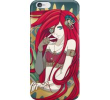 Steampunk Ariel iPhone Case/Skin
