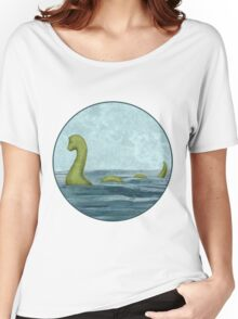 Sea Monster Women's Relaxed Fit T-Shirt