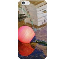 Low Tide in Port Nis Harbour iPhone Case/Skin