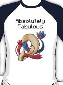 Milotic #350 - Absolutely Fabulous! T-Shirt