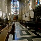 Kings College Chapel Cambridge by George Swann