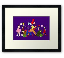 A Miracle as Miracle as Me Framed Print