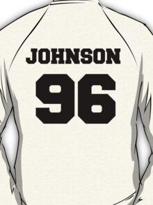 Johnson Jersey Design T-Shirt