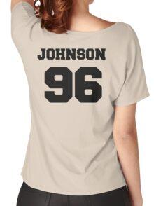 Johnson Jersey Design Women's Relaxed Fit T-Shirt