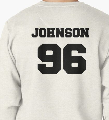 Johnson Jersey Design Pullover
