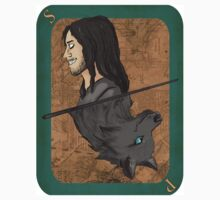 Sirius Black Playing Card Kids Clothes