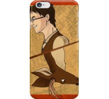 James Potter Playing Card iPhone Case/Skin