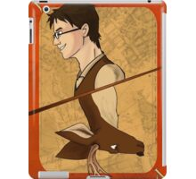 James Potter Playing Card iPad Case/Skin