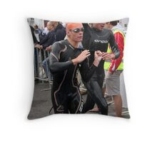 Lets get Changed Throw Pillow