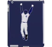 Jeter iPad Case/Skin