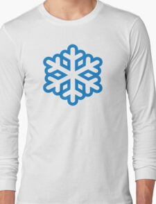 Winter snowflake Long Sleeve T-Shirt