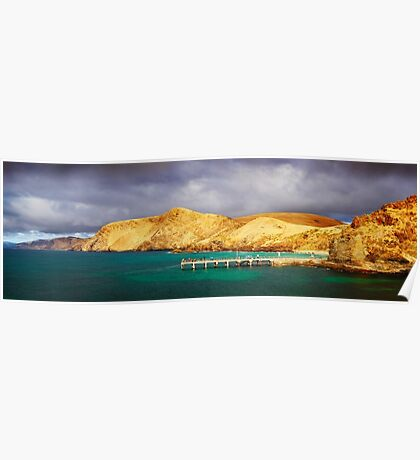 Second Valley, Fleurieu Peninsula, South Australia Poster
