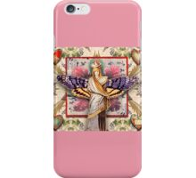 Valentine Angel iPhone Case/Skin