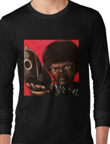 Jules from Pulp Fiction Long Sleeve T-Shirt