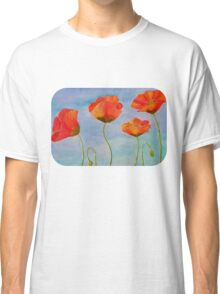 red amapola Classic T-Shirt