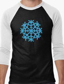 Blue ice snow T-Shirt