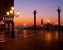 good morning San Marco. by naranzaria