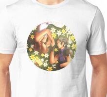 Final Fantasy VII - Zack and Aerith Unisex T-Shirt