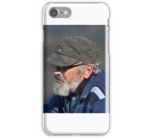 Beard, Shades, And Cap iPhone Case/Skin