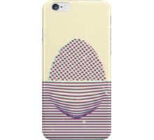 Easter poster iPhone Case/Skin