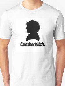 Cumberbitch silhouette design T-Shirt