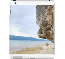 Rock by the Beach iPad Case/Skin