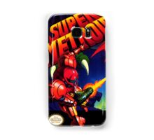Super Metroid Samsung Galaxy Case/Skin