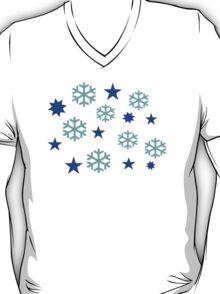 Snowflakes stars T-Shirt