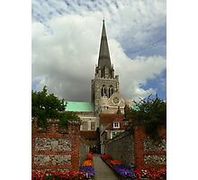 Chichester Cathedral Photographic Print
