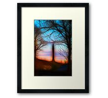 Wainhouse Tower - Abstract Framed Print