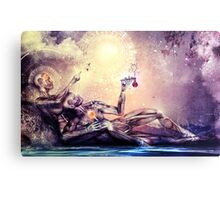 All We Want To Be Are Dreamers Canvas Print