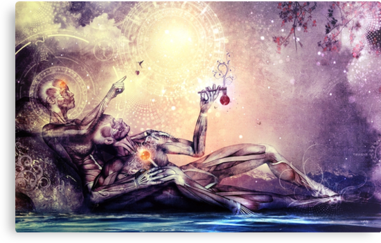 All We Want To Be Are Dreamers by Cameron Gray
